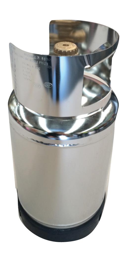 Marine LPG Cylinder