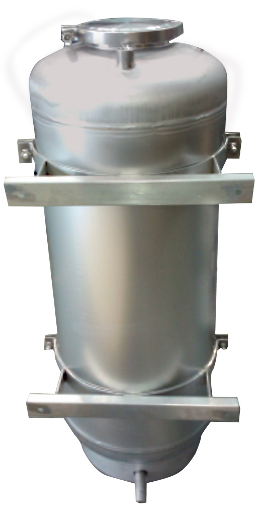 Custom Made Stainless Steel Tanks and Vessels