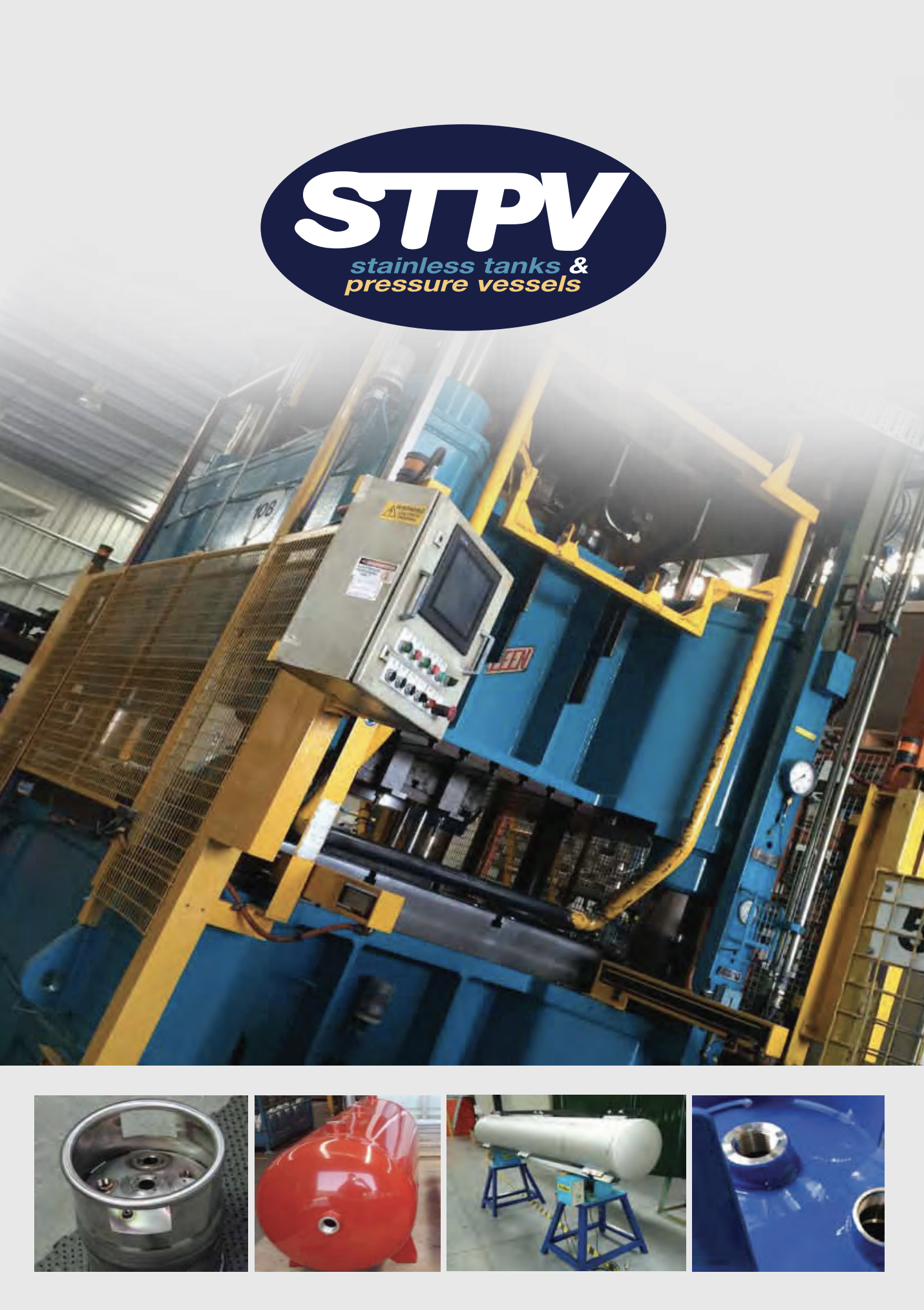 STPV Brochure Cover Page